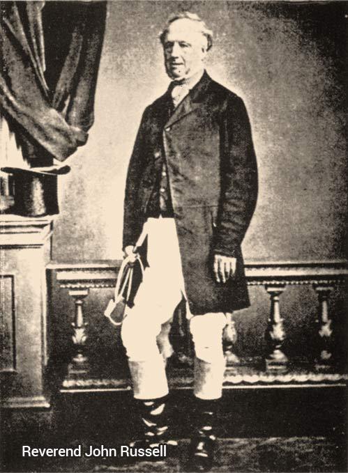 Reverend John Russell