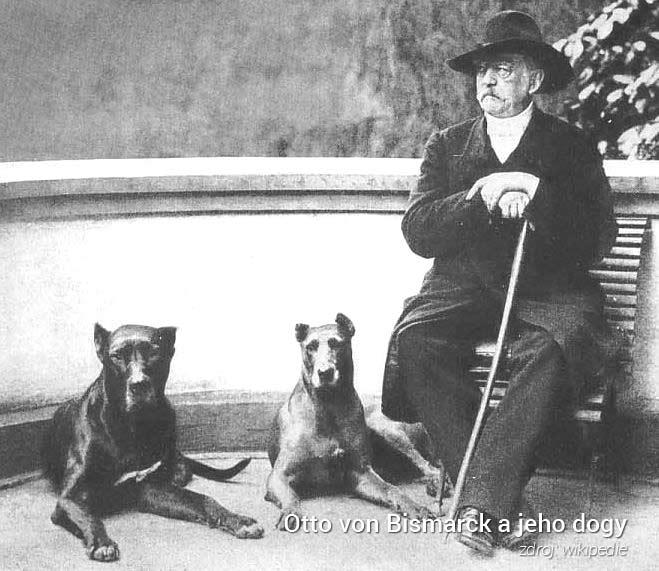 Otto von Bismarck a jeho německé dogy