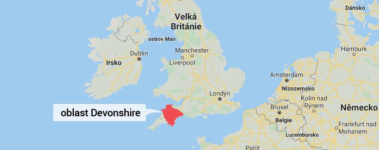 Oblast Devonshire