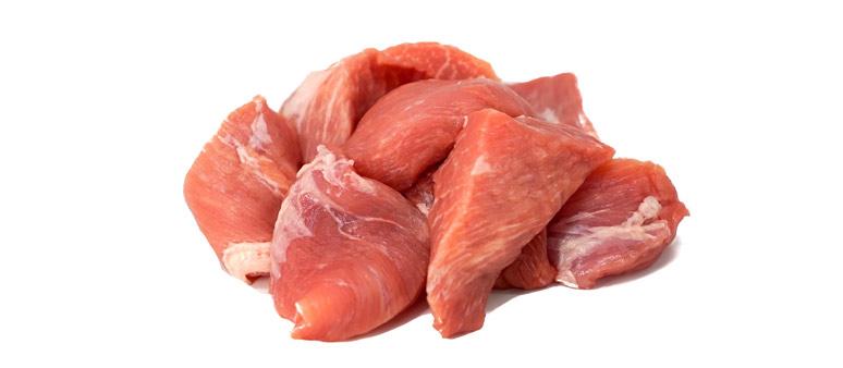 Česrtvé maso na BARF